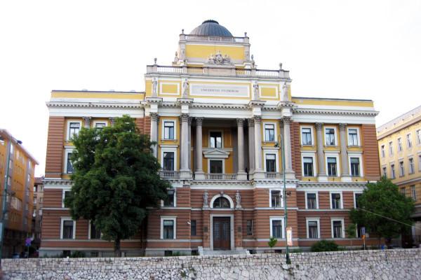 Foto: Wikipedia / Univerzitet u Sarajevu