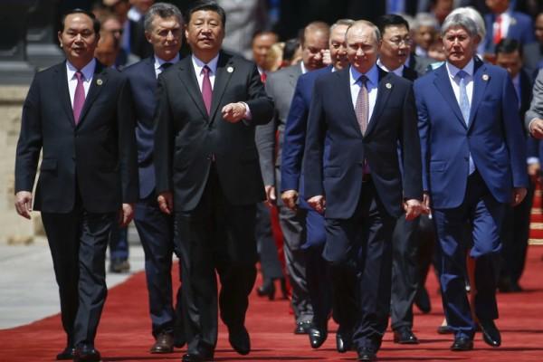 Foto: AFP / Pool / Damir Šagolj / Samit u Pekingu