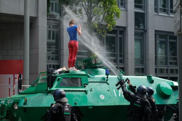 Foto: AFP / DPA / Boris Roessler