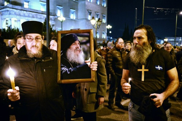 Foto: AFP / Louisa Gouliamaki
