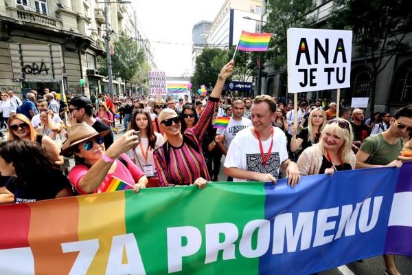 Foto: Facebook / Parada ponosa Beograd