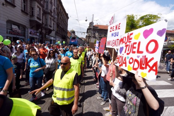 Protiv čega se i kako bore protivnici Istanbulske konvencije?