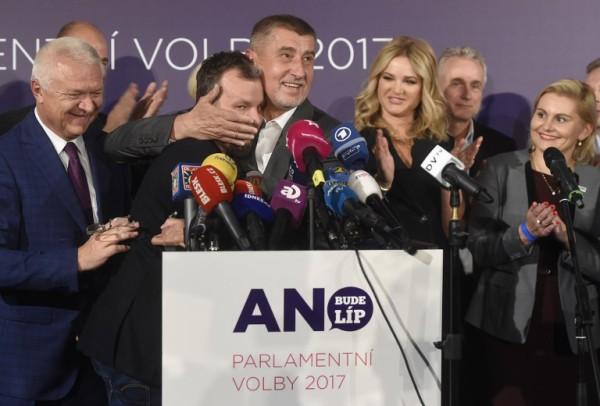 Foto: AFP / Michal Cizek