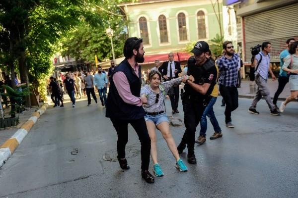 Foto: AFP / Yasin Akgul