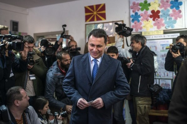 """Nikola Gruevski i """"silovanje demokracije"""""""