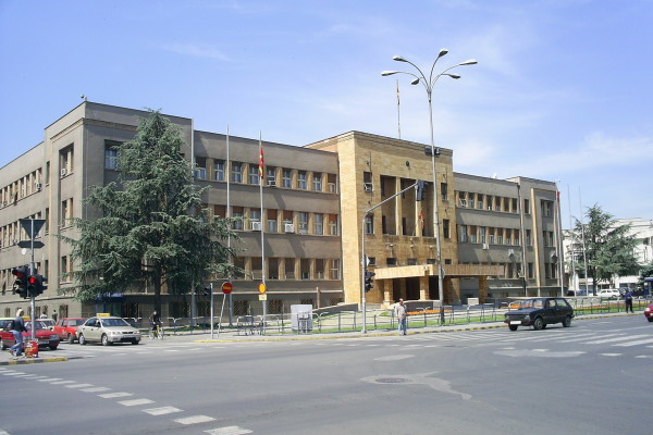 Foto: Wiki commons / Zgrada sobranja