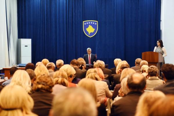 Foto: Predsedništvo Republike Kosovo