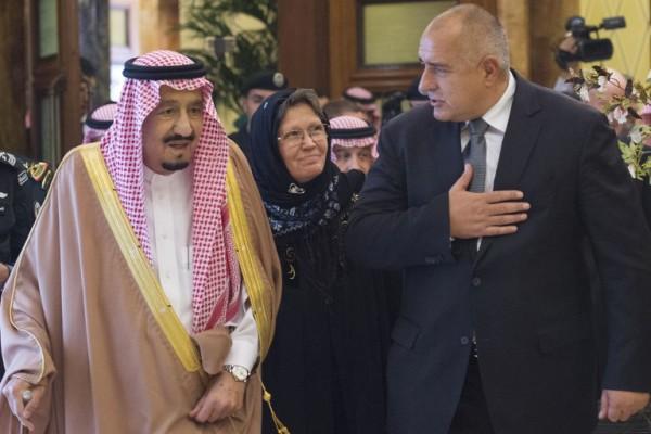 Foto: AFP / Saudi Royal Palace / Bandar al-Jaloud