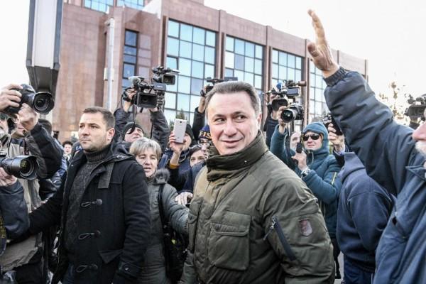 Politička mirovina Nikole Gruevskog?