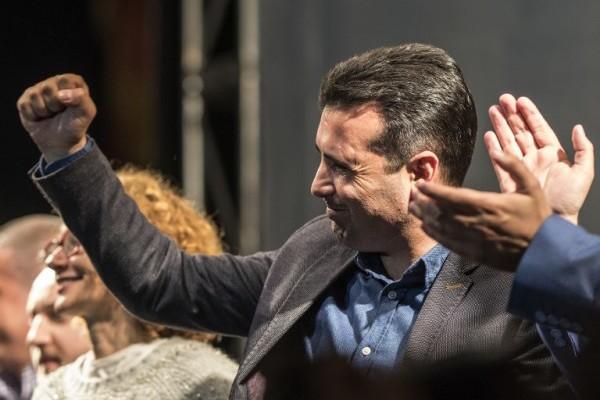 Makedonsko ekonomsko bratstvo: neoliberalna štafeta predana Zaevu