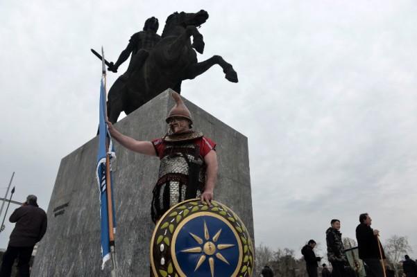 Makedonija je srce Grčke?