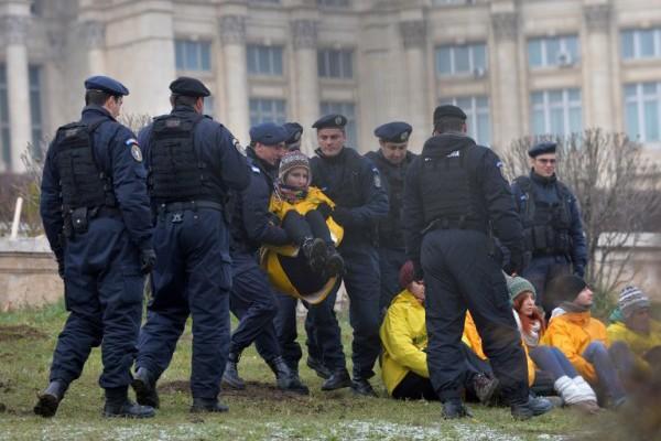 Seksualno zlostavljanje u rumunjskoj policiji