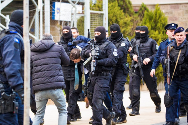 Sranje na Kosovu