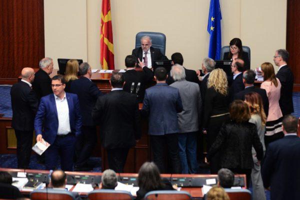 Makedonska opozicija se vraća u parlament