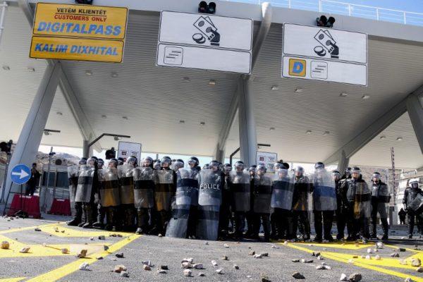 Pobuna u zraku: nezadovoljstvo na ulicama albanskih gradova
