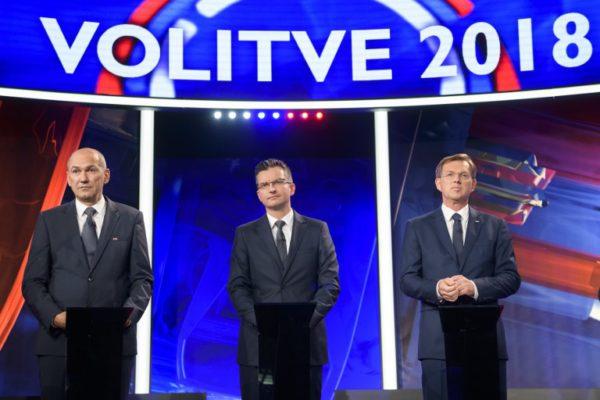 Raspadanje političkih blokova u Sloveniji