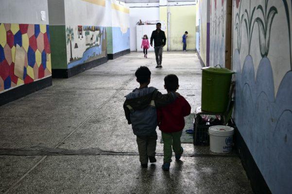 Tabu: psihološko stanje djece izbjeglica