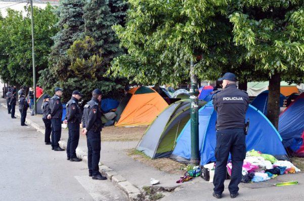 Domino efekt na bosanskim granicama