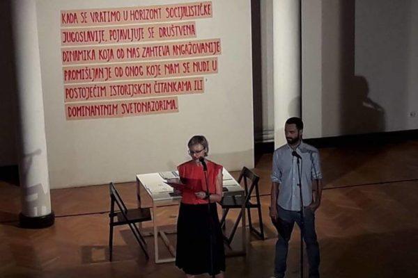Gradove smo vam podigli: izložba o kraju Jugoslavije