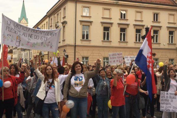 Hrvatska: propast sindikata ili početak na novim osnovama?
