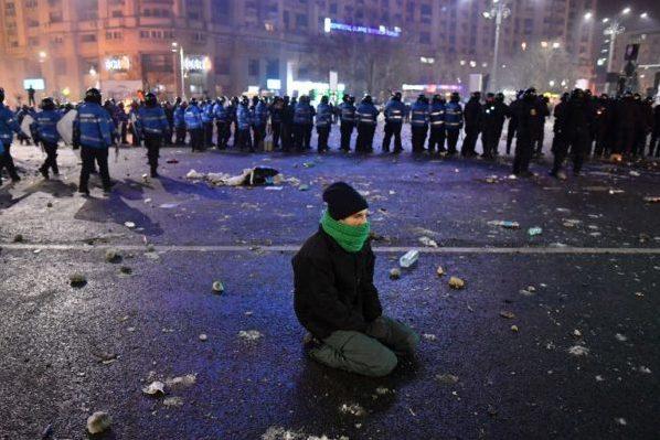 "Neobičan slučaj rumunjskog ""pokreta 99%"""