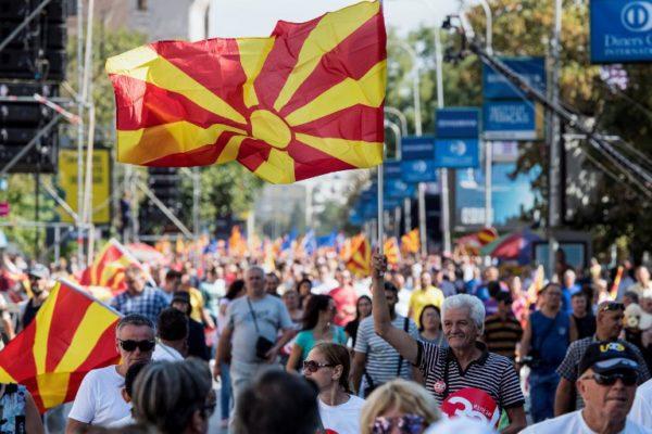 Grčko-makedonsko pitanje daleko od riješenog