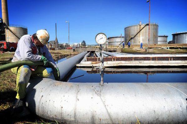 Prije zatvaranja Rafinerije Sisak…