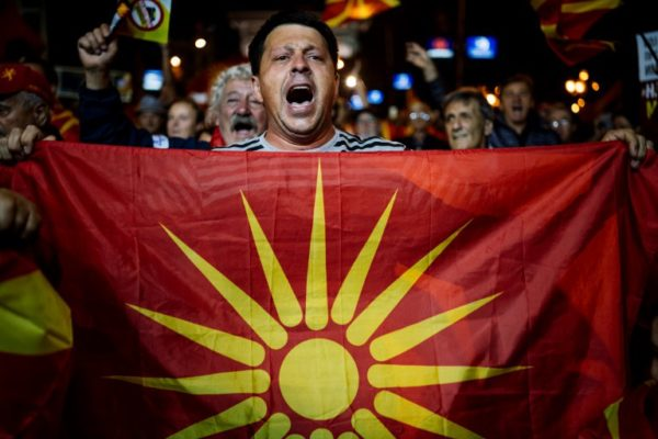 Makedonski referendum: neriješen rezultat