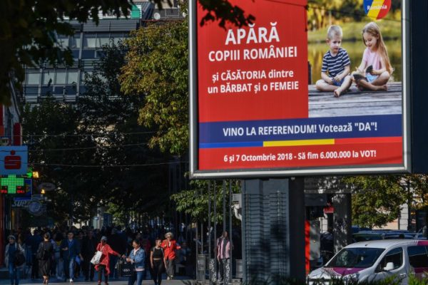 Homofobni ćorak u Rumunjskoj