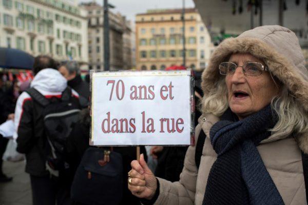 Mirovinska reforma: koliko je ženama loše?