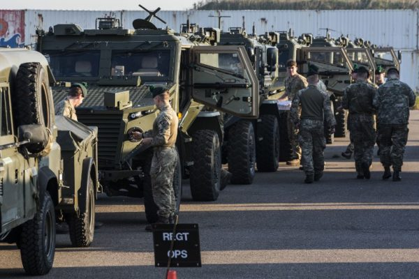Najveća NATO provokacija