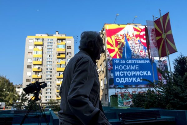 Referendum kao zrcalo Makedonije