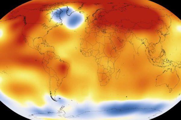 Zeleno svjetlo za paniku: Zemlja u plamenu