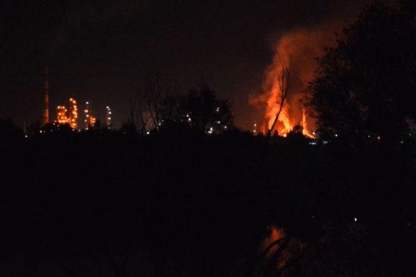 Požar u rafineriji: Lakoća političkog cinizma