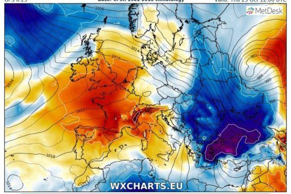 Opasno vrijeme: sulude prognoze nad Balkanom