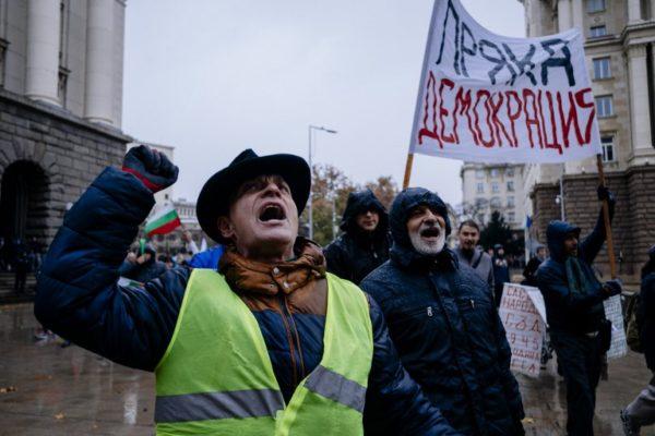 Siromaštvo: pogonsko gorivo bugarskih prosvjeda