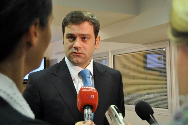 Sačekuša za Borka Stefanovića