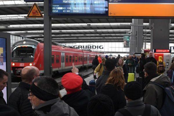 Njemačke željeznice su postale predmet sprdnje
