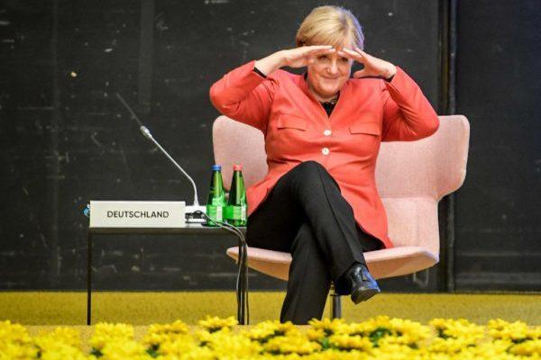 Danke, Merkel?