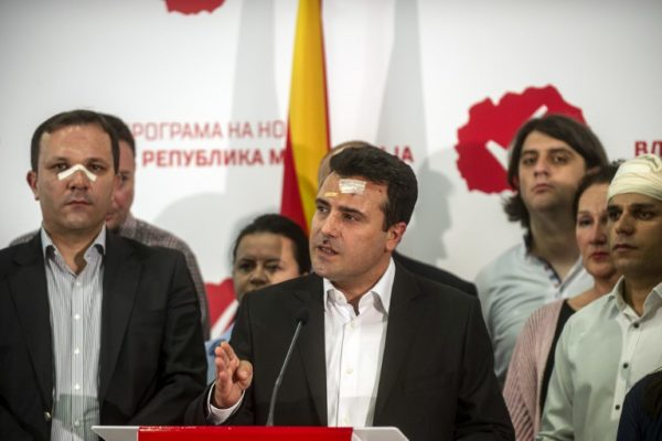 Zaev završio trgovinu: Sobranje izglasalo Zakon o amnestiji