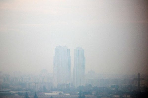 Zagađeni zrak rezultat je toksičnih politika