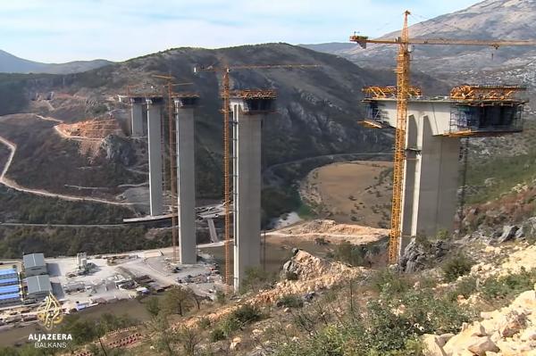 Jedan pojas, jedan put: Crna Gora u opasnosti od nekontroliranog rasta duga