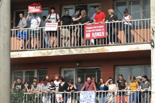 Zakon i izvršitelji u Srbiji: lice i naličje (ne)pravde