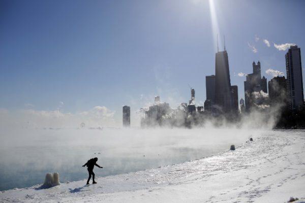 Globalno zatopljenje, a Trumpu hladno?