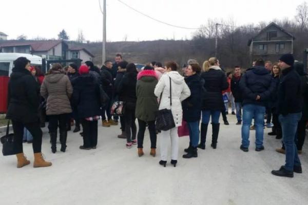 'Ladno, al' nema standarda: štrajk u švedskoj firmi u Novom Travniku