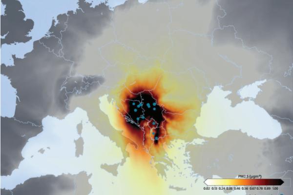 Dvije balkanske termoelektrane kao 250 europskih