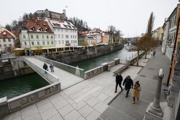 Zagreb i Ljubljana na europskom začelju