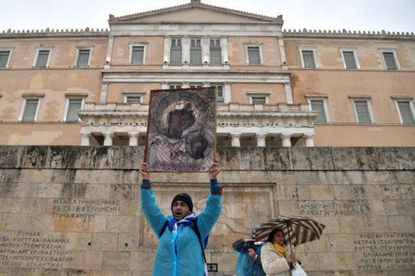 Dogovor grčke crkve i države zapeo na – plaćama
