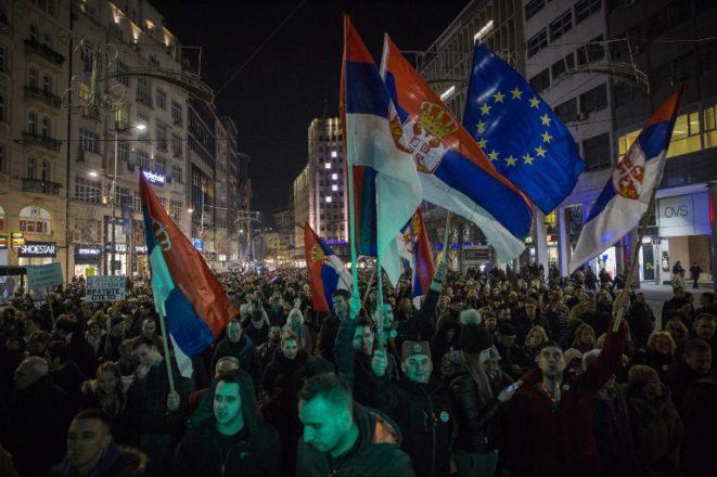 Foto: AFP / Vladimir Živojinović