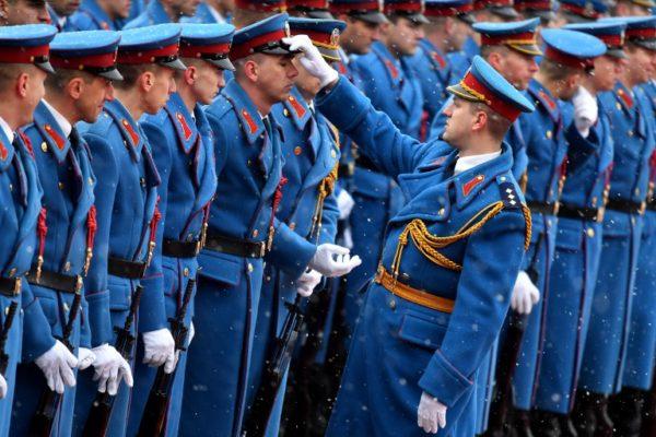 Uvođenje vojnog roka u Srbiji u atmosferi straha
